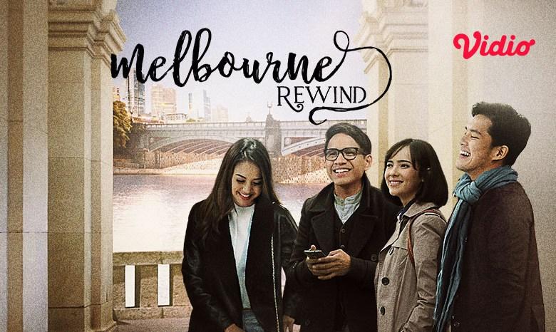 Sinopsis dan Pelajaran Hidup Dari Film Melbourne Rewind Tentang Arti Cinta dan Cita-Cita