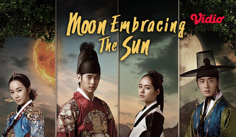 Intip Sinopsis The Moon Embracing The Sun, Drakor yang Dibintangi Kim Soo-hyun