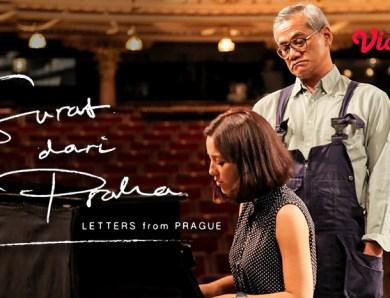 Alur Kisah Film Surat Dari Praha, Kenangan Kisah Asmara Jaya Semasa Orde Baru di Eropa