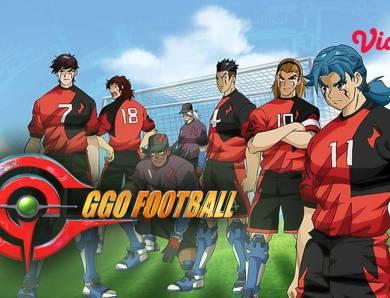 Sinopsis Artificial Intelligient Football GGO