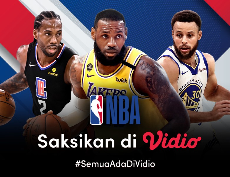 Streaming NBA Regular Season 2021/22 Pekan Kedua