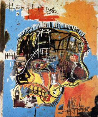 Untitled_acrylic_and_mixed_media_on_canvas_by_--Jean-Michel_Basquiat--,_1984