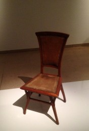 chair by Paul Hankar