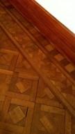 Hotel Hannon wooden floor