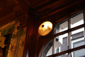 Spuistraat 274, Amsterdam - original lighting