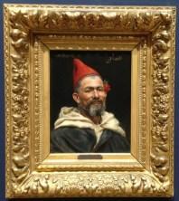 Jose Silbert (Aix-en-Provence 1862 - Marseille 1936) - Tete de Marocain
