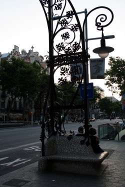 Barcelona Street Lanterns