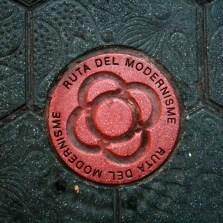 Ruta del Modernisme Tile