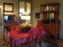 The Pedrera Apartment Dining Room