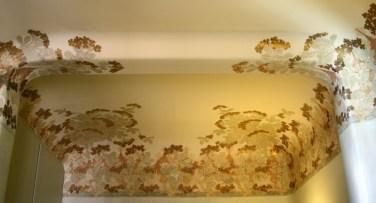 Casa Lleó i Morera Decorated Ceiling Bedroom