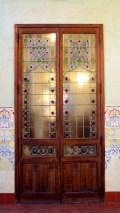 Stained Glass Institut Pere Mata Pavilion 6 Reus