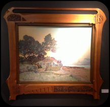 Collection Het Ware Huis Art Nouveau Frame
