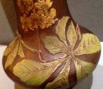 Legras Vase detail