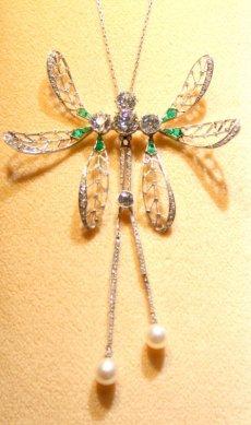 Philippe Wolfers, Mistletoe 1907, Epoque Fine Jewels (BRAFA 79c)