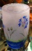 Tiny Esveld cornflower vase