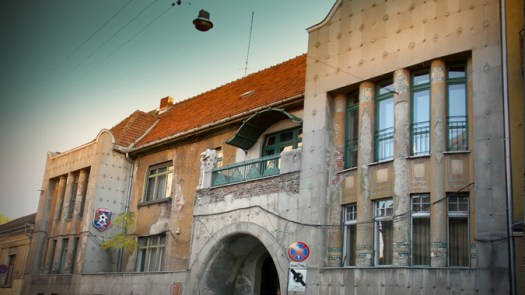 Villa Darvas-La Roche, Oradea