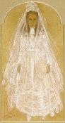 1906 Jan Toorop - Communie meisje