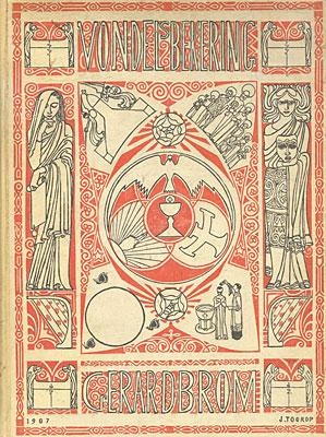 1907 Jan Toorop - Vondels bekering