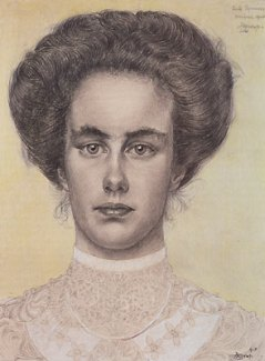 1908 Jan Toorop - Cecile Sprenger