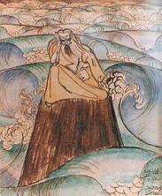 1911 Jan Toorop - Johannes op Patmos
