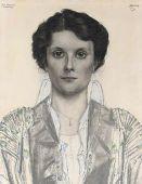 1915 Jan Toorop - Lies Sormani