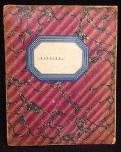 Cash Journal Hendrik Methorst 1920