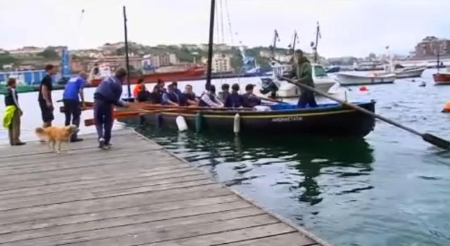"The Guardian dokumentaleko irudi bat ""The mystery of the Basques"""