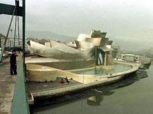 Das Guggenheim-Museum in Bilbao (AP Archiv)