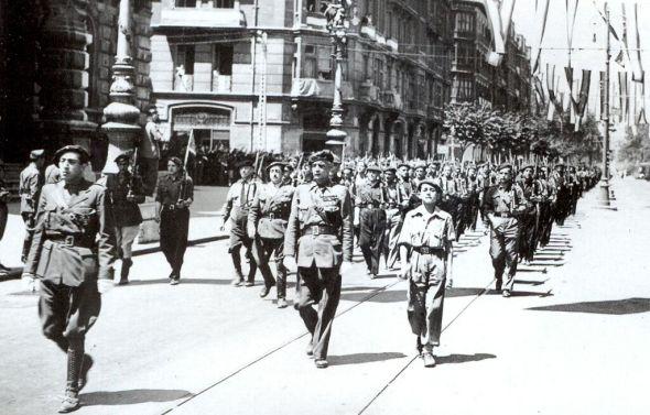 franquistas-bilbao-guerra-civil-