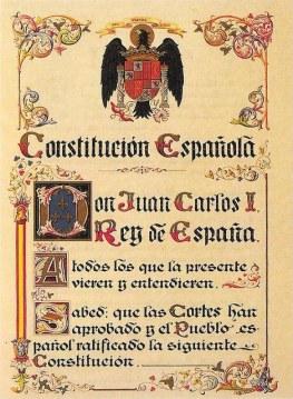 portada constitucion 1978