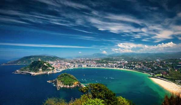 BASQUE DELIGHT: It's all about eating, drinking and having fun in San Sebastian. (fotografia 123RF)