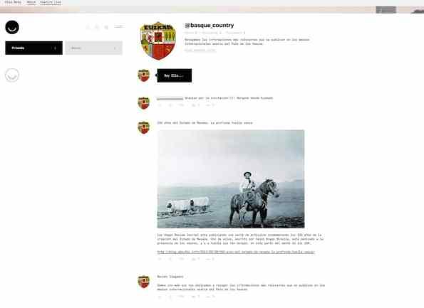 AboutBC estrena perfil en Ello.co, con el nombre @basque_country