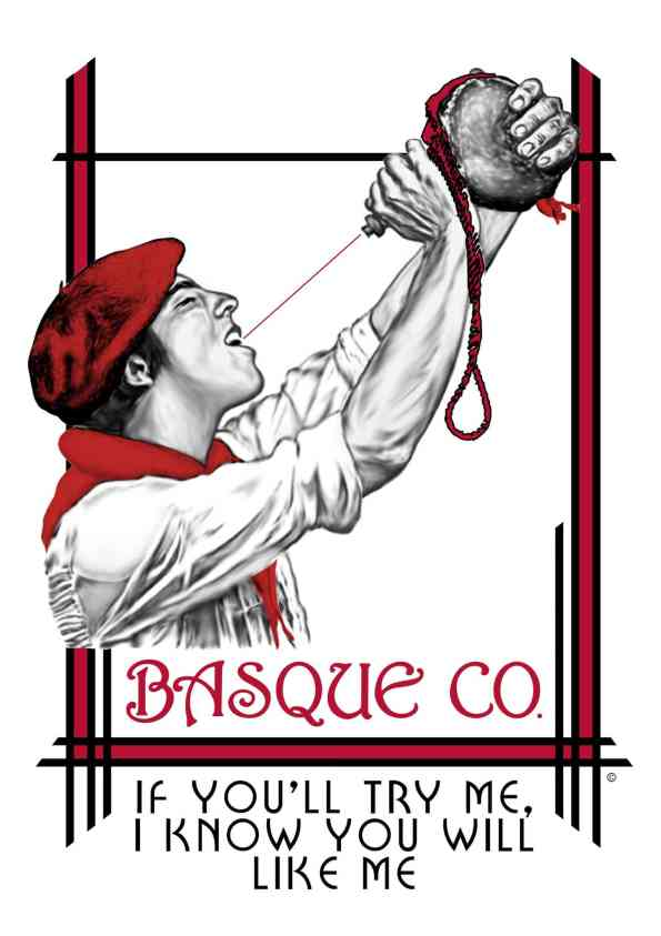 Logo to the Basque Company Store