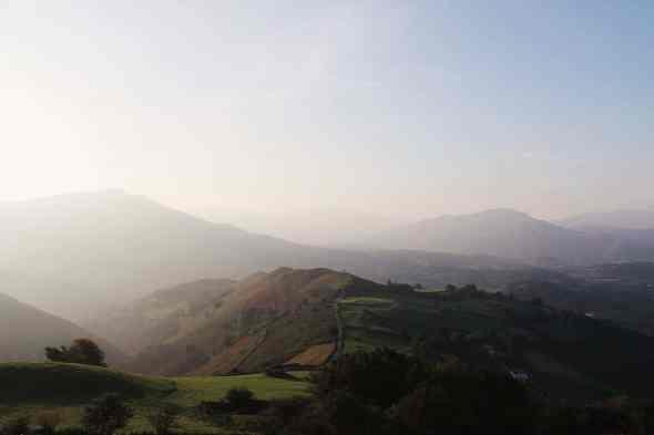 Pirineos, de Donibane Garazi a Orregaga