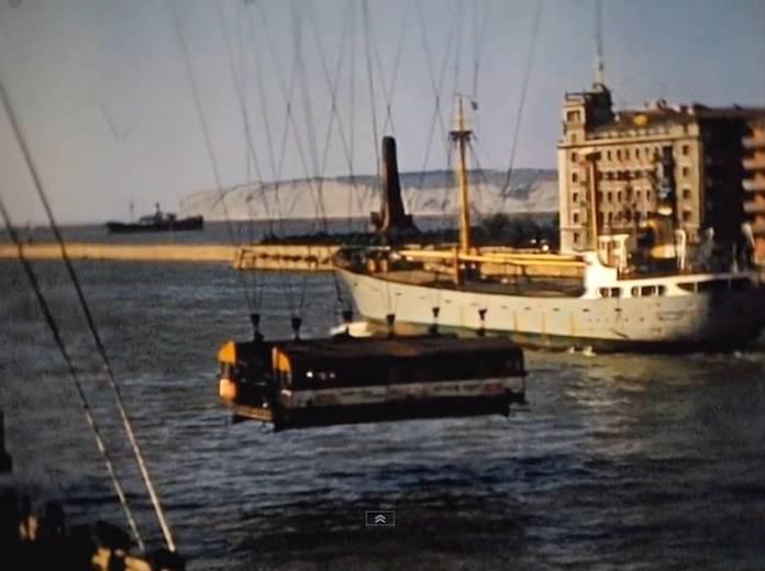 Raymond Fontaine filmaren fotogramak (1961)