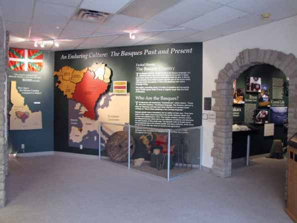 You can learn all about Basque history at The Basque Museum & Cultural Center in Boise.