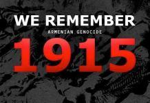 100 años del genocidio armenio