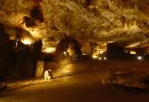 Cueva de Pozalagua (Karrantza) Fotografía: Nicole Biarnes