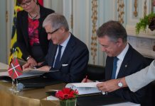 Acuerdo Gobierno Vasco Gobierno de Flandes