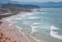 Biarritz, Costa Vasca