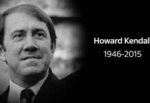 Ha fallecido Howard Kendall, un inglés que amaba en País de los Vascos