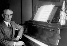 Maurice Ravel compositor vasco nacido en Ciboure (Lapurdi)