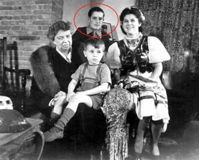 """Kerman Mirena Iriondo, Basque war child, who was """"adopted"""" by the First Lady of the US"""