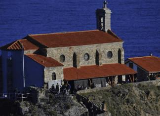 Imágenes de la grabación de la s´ptima( y última) temporada de Game of Thrones en San Juan de Gaztelugatxe (Bizkaia)