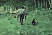 "Un fotograma del documental ""The Basque Sheepherder"" realizado a principios de los años 70"