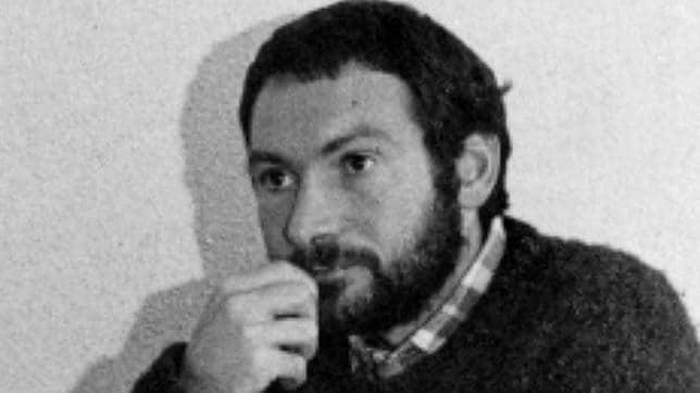El escritor vasco Joseba Sarrionandia