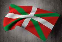 France Bleu. Le drapeau basque (photo d'illustration - Fotolia)euskal-herri-elkargoa-communaute-pays-basque