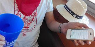 France Bleu habla de la aplicación para móviles Kantari