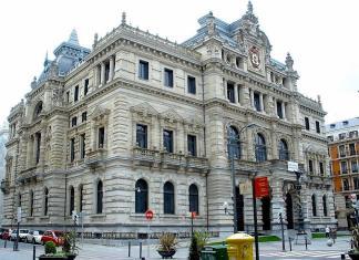 Sede de la Diputación foral de Bizkaia