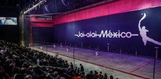 Reinauguración del Frontón México (fotografía Yadín Xolalpa)